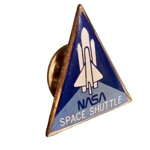 Vintage NASA Space Shuttle Pin